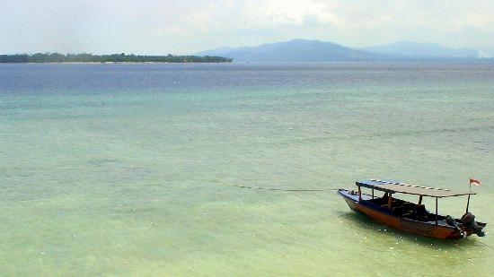 Bunaken Cha Cha Nature Resort: CHA CHA BEACH-04