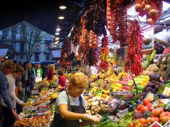 โรงแรมซิตาดิเนส บาร์เซโลน่า รัมบลาส: In the market 2