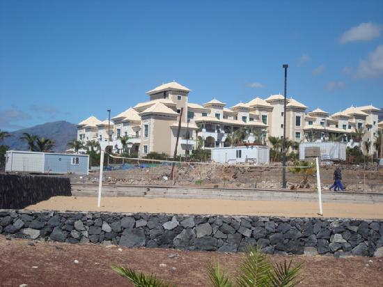 Gran Melia Palacio de Isora Resort & Spa: Still lots of building work going on outside