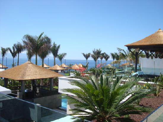 Gran Melia Palacio de Isora Resort & Spa: View from the terrace