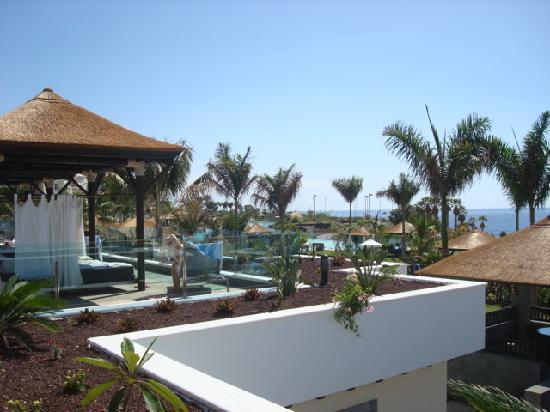 Gran Melia Palacio de Isora Resort & Spa: in the other direction