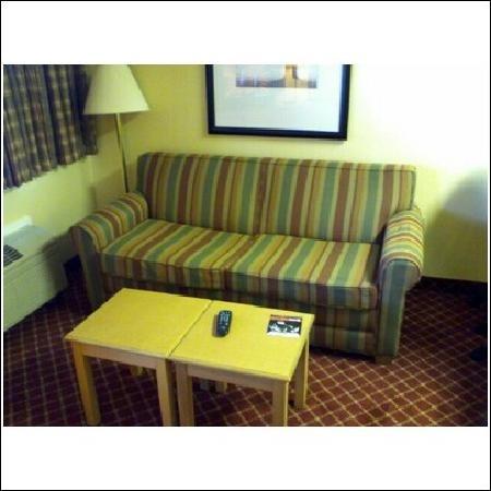 Extended Stay America - Raleigh - Northeast: Sitting area
