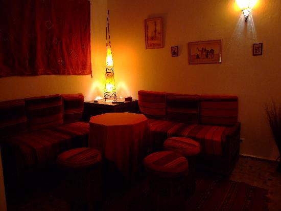 Riad l'Ayel d'Essaouira: Le salon
