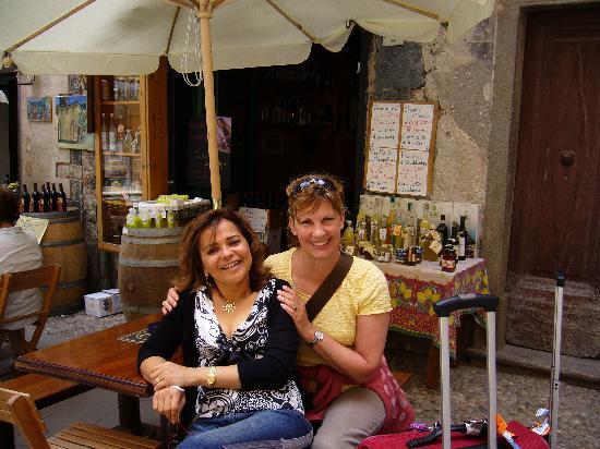 Enoteca da Eliseo: Me and Mary