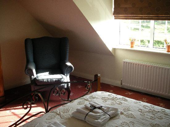 Hillside Lodge: Spotless room