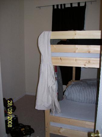 DC Lofty : bedroom