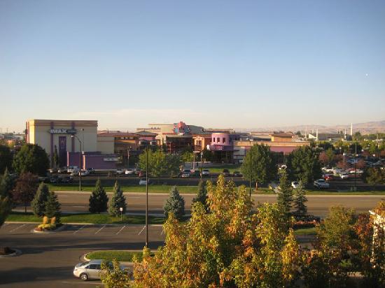 Hilton Garden Inn Boise Spectrum: Another View From 2nd Floor Room