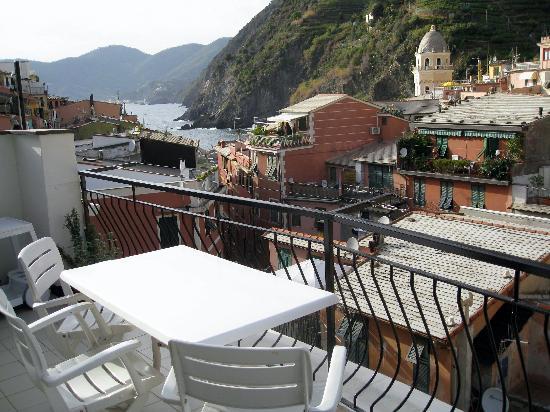 Tre Terrazzi : Family room terrace
