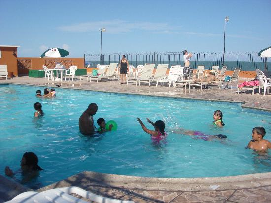 Hotel El Cortez: the pool
