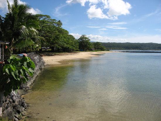 Savai'i, Samoa: Lagoon