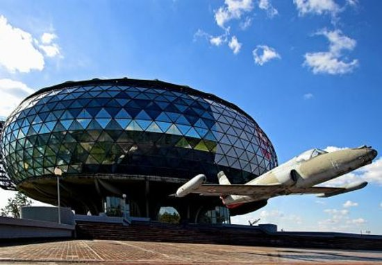 Belgrade, Serbia: MUSEUM OF AIRWAYS