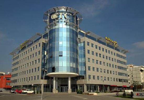 Gtc center foto di belgrado serbia tripadvisor for Hotel belgrado