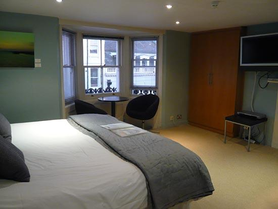 Brightonwave: Luxury Kingsize Room