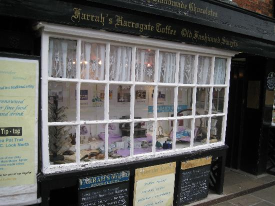 Oldest Chemistry Shop in England - Knaresborough, England