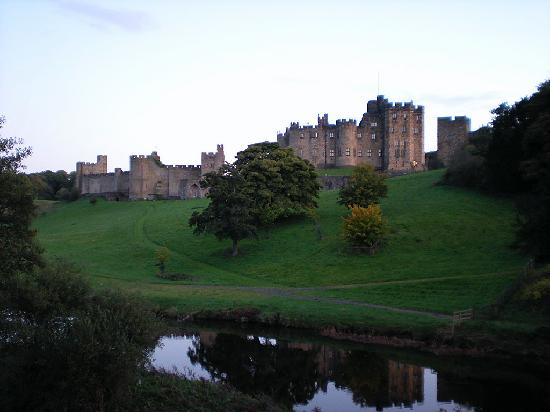 Greycroft: Alnwick castle