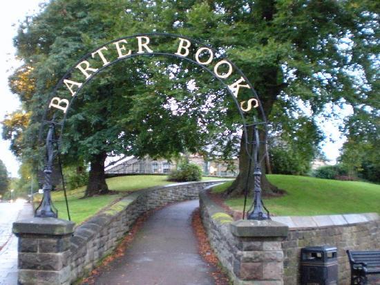 Greycroft: Barter Books