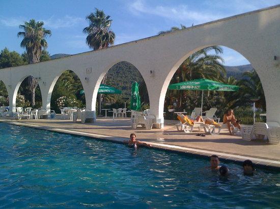 Split, Croatie : hotel arkada stari grad