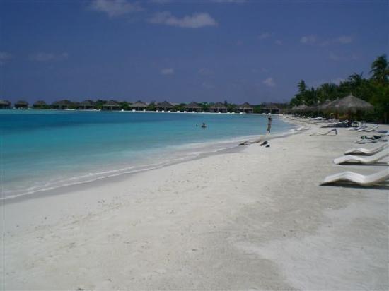 Cinnamon Dhonveli Maldives: Il mare