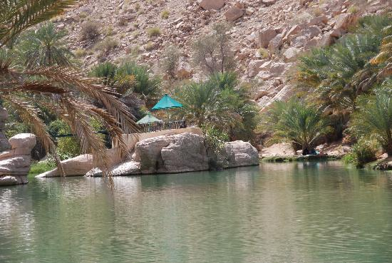 Oman: Wadi Bai khalid