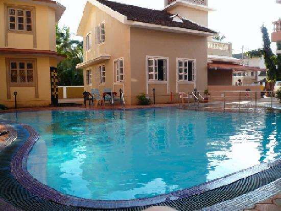 Ticlo Resorts : The pool which was very clean