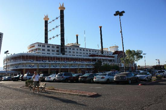 Colorado Belle Hotel & Casino: partie restaurant et casino