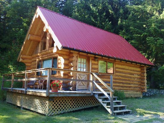 Tweedsmuir Park Lodge: 'The Grizzly'