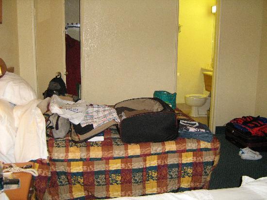 Motel 6 Visalia: I letti