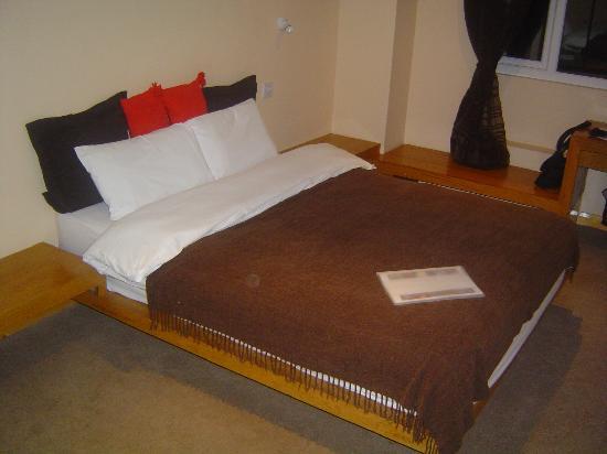 Pasha Hotel: bedroom