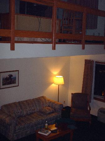 Spruce Grove Inn: 624 - loft