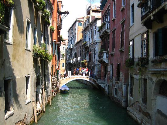 Hotel Panorama: Venice.
