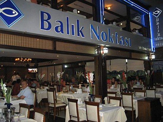 Balik Noktasi : Dont Eat At This Restaurant