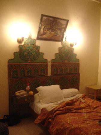 Grand Hotel Tazi: bedroom