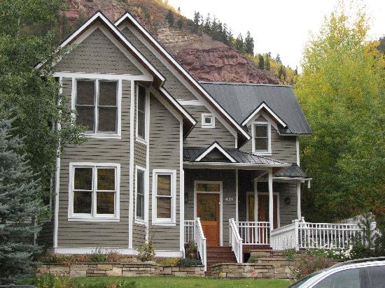 The Hotel Telluride: Local home
