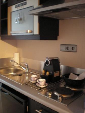 Britselei 37 : The Kitchenette - Junior Apartment