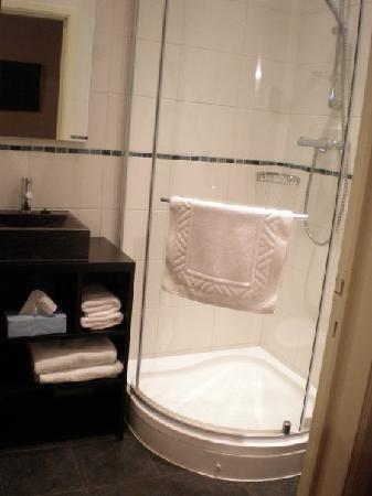 Britselei 37 : The Bathroom - Junior Apartment