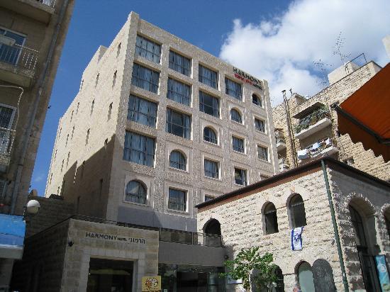 Harmony Hotel Jerusalem - an Atlas Boutique Hotel : Hotel Harmony, Jerusalem