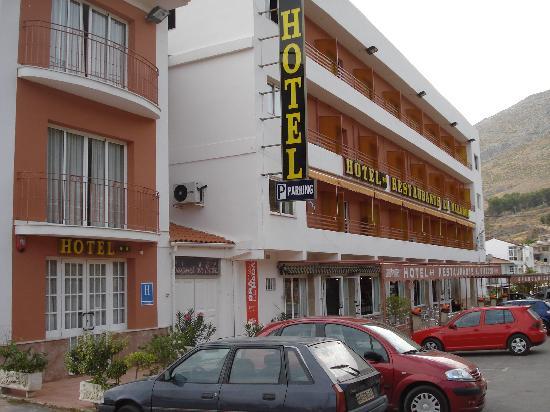 Hotel El Mirador Loja: hotel