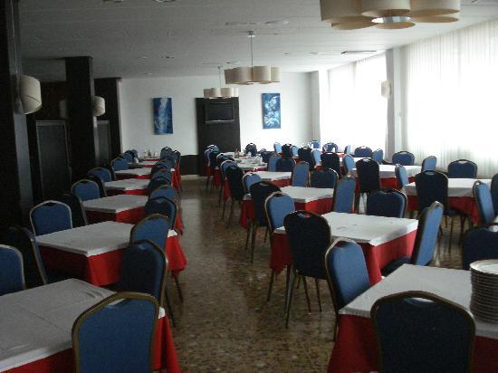 Loja, Spain: salle à manger