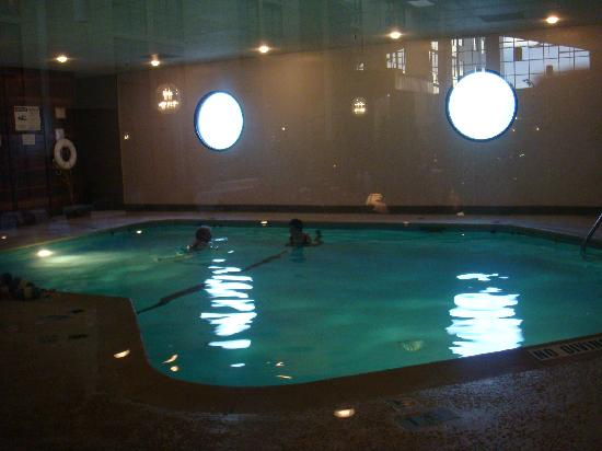 Holiday Inn Sheridan - Convention Center: The Pool