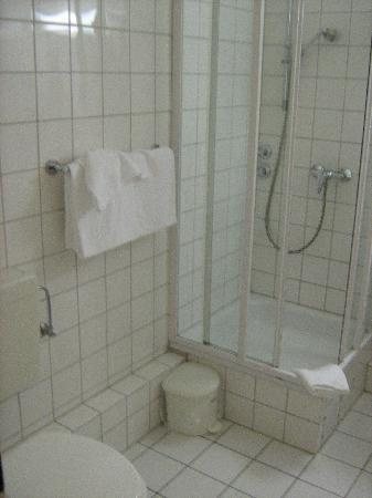 St. Joseph Hotel: Dusche