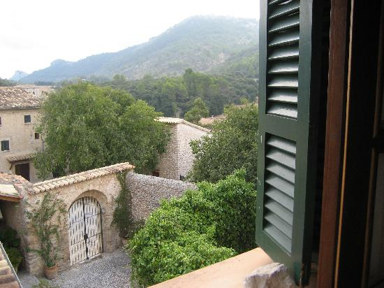 Finca Hotel Son Palou: View from our suite