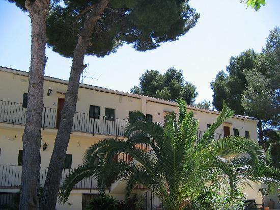Casa Pauline - rear