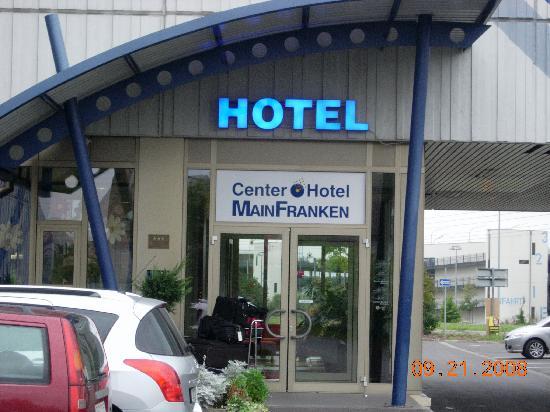 Center Hotel Mainfranken: MainFranken Hotel Bamberg
