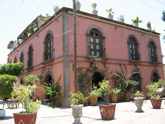 波薩達德拉斯弗洛雷斯洛雷托酒店照片