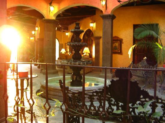 Posada de las Flores Loreto: Interno - ingresso Posada