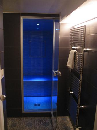 Maison Noble: Awesome steam room