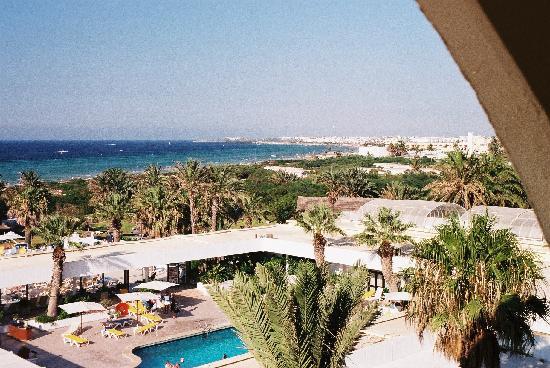 One Resort Monastir: View from room 313 (main building)