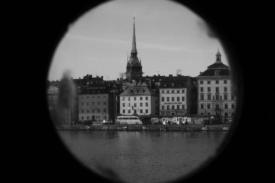 STF af Chapman & Skeppsholmen Hostel : Ausblick