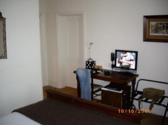 The Haymarket Boutique Hotel: Room