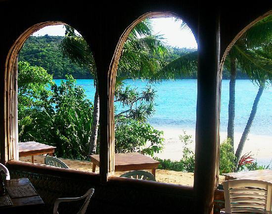 Mala Island Resort : View from restaurant - Mala Island